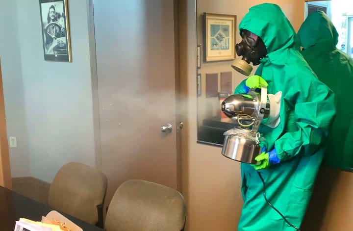 traditional vs whole room disinfection